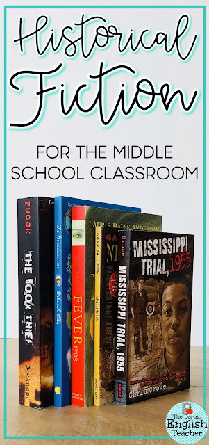 Historical Fiction for the Middle School Classroom