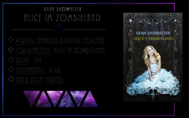[Rezension] Alice im Zombieland - Gena Showalter