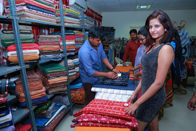 Pochampally Ikat Art Mela @ BHEL