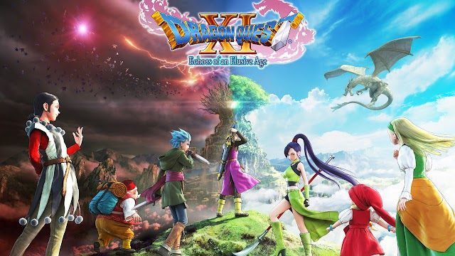 Download DRAGON QUEST XI: Echoes of an Elusive Age PC - Torrent