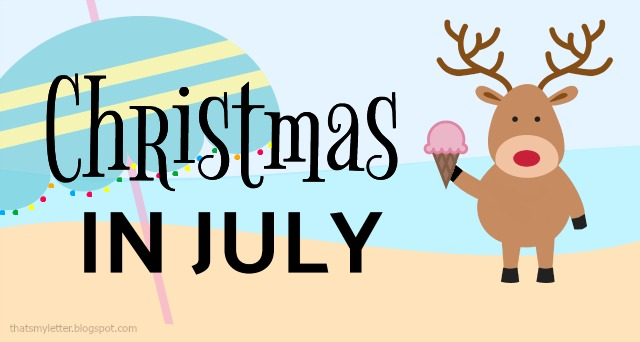 Christmas in July series