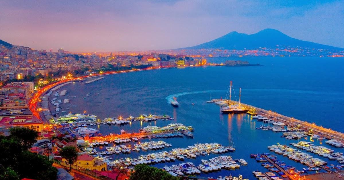 Approdo Sicuro Napoli In 4k