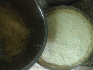 KUNAFA RECIPE - KUNAFE WITH CHEESE