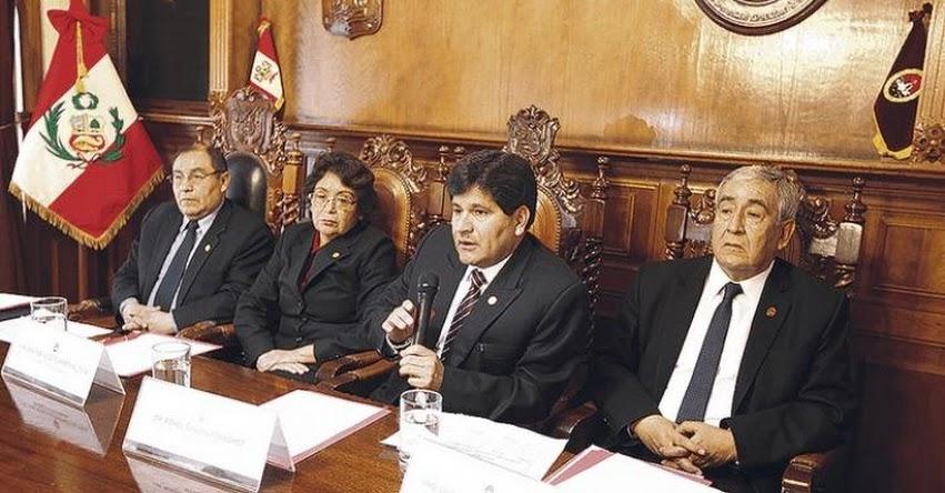 UNSA Arequipa tomará sus exámenes de admisión basado en currícula escolar del MINEDU