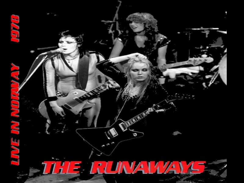 The Runaways School Days