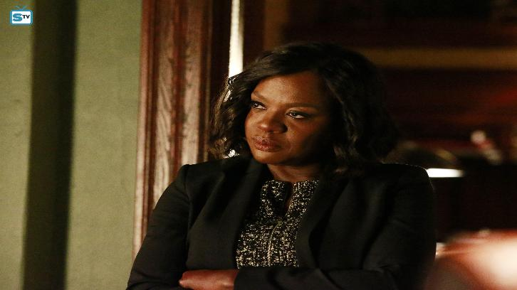 How to Get Away With Murder - Episode 3.07 - Call It Mother's Intuition - Promotional Photos & Press Release