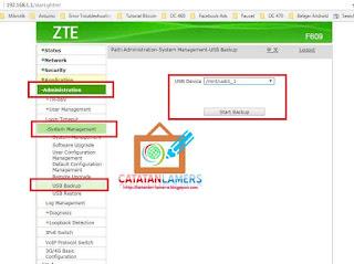Inilah Cari Paling Mudah Mengetahui Password admin/root Modem Indihome ZTE f609