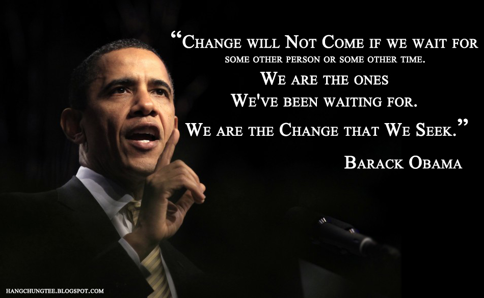 Barack Obama Quotes Yes We Can Powerful Quote from Obama