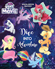 My Little Pony MLP The Movie: Dive into Adventure Books