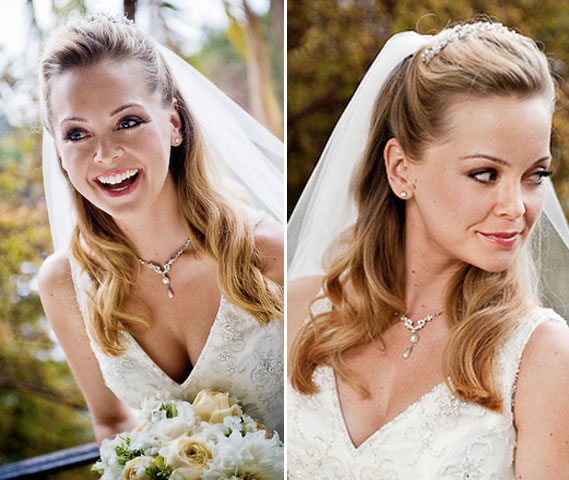 Celebrity Hairstyles For Weddings: Beautiful Pictures: Bridal Hairstyles
