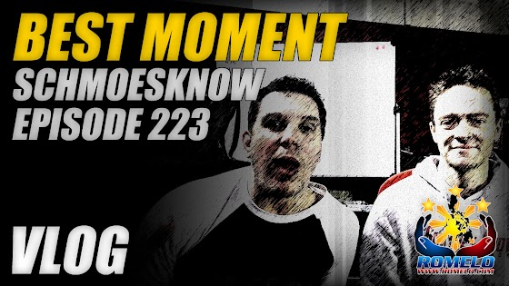 SchmoesKnow Episode 223 Best Moment ★ The Beginning Of Phase 6 Is Off To A Good Start