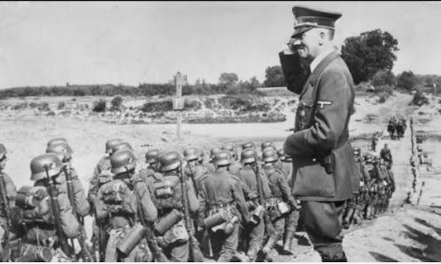 World War II ( 1939 - 45 )