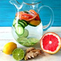Salatalık Suyu Tarifleri