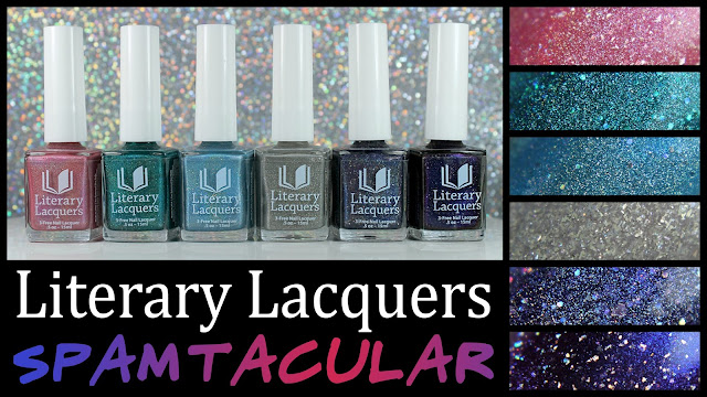 Literary Lacquers Spamtacular