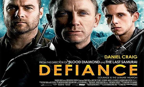 Defiance 2008 English Movie 720p HDrip