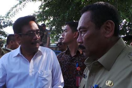 Dilempari Batu dan Beling oleh PKL, Bukti Djarot tak Disukai Warga Jakarta dan Wong Cilik