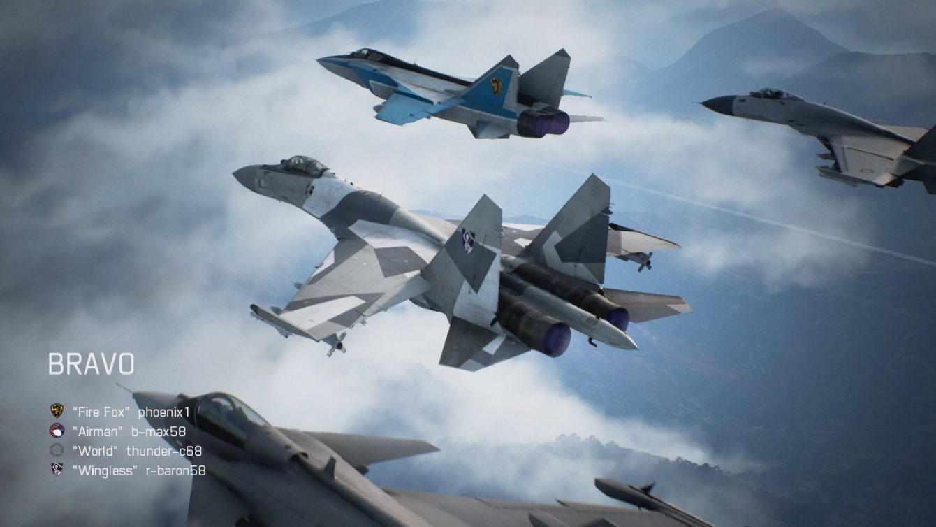 ACE COMBAT 7:SKIES UNKNOWN FOR PC HIGHLY COMPRESSED