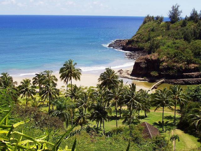 Paesaggio Hawaii