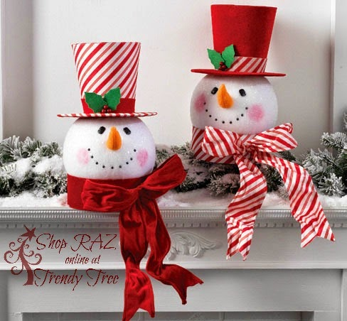 http://www.trendytree.com/raz-christmas-and-halloween-decor/raz-145-peppermint-snowman-head-tree-topper-assorted.html
