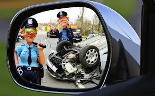 Accidente de trafico y lesiones en el ano 2007