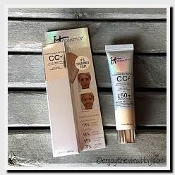 it cosmetic cc cream review