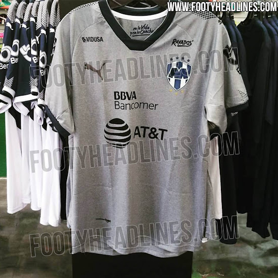 77bf83ec5 Rayados Monterrey 2018 Third Kit Released - Footy Headlines