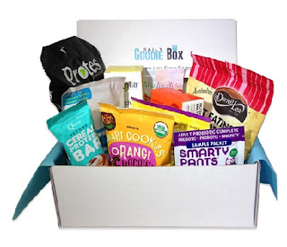 dec daily goodie box