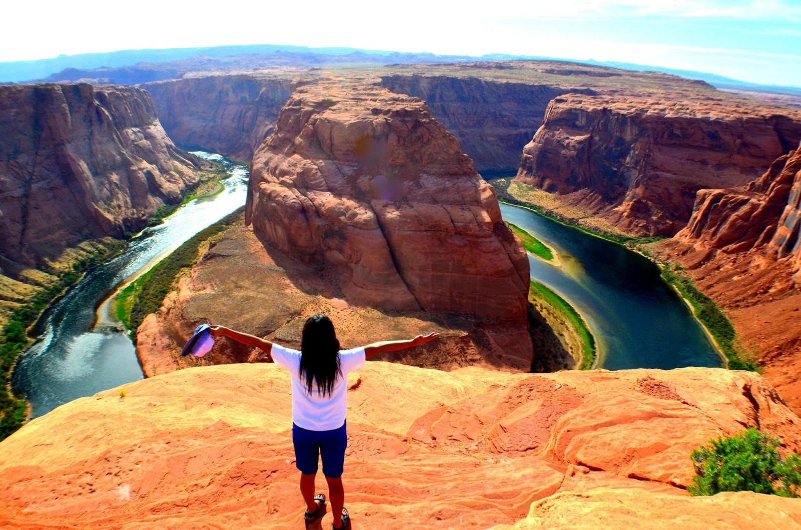 Yam Kan Travel: Upper Antelope Canyon And Horseshoe Bend