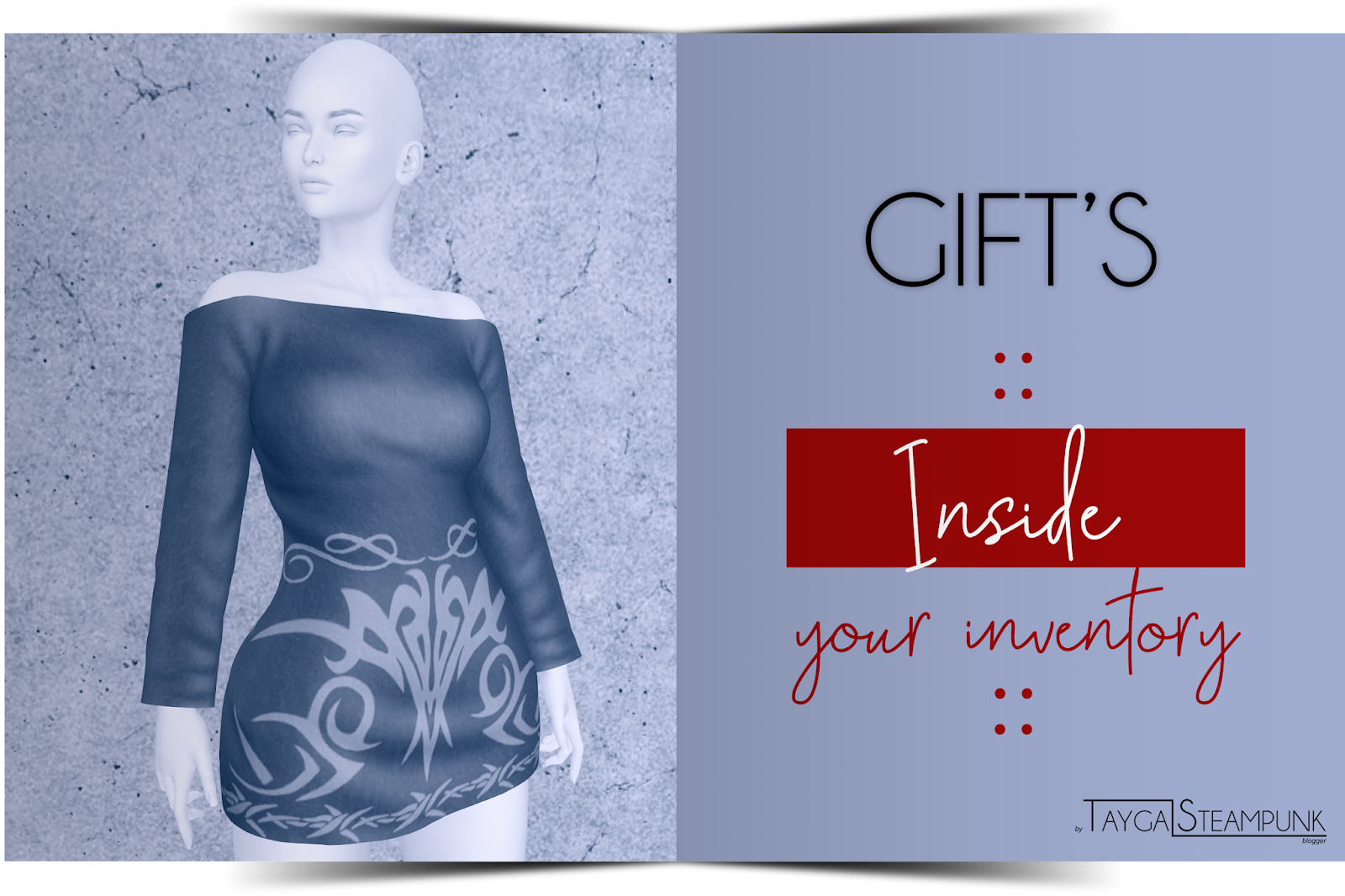 TS #406 Gift's Inside Your Inventory