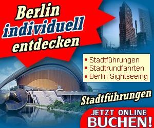 Die beliebtesten Berlin Stadtrundfahrten