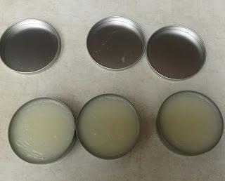 1854 Soft Pomade Recipe: Final product