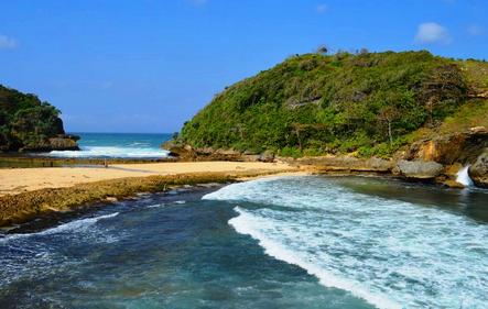 tempat wisata pantai batu bengkung