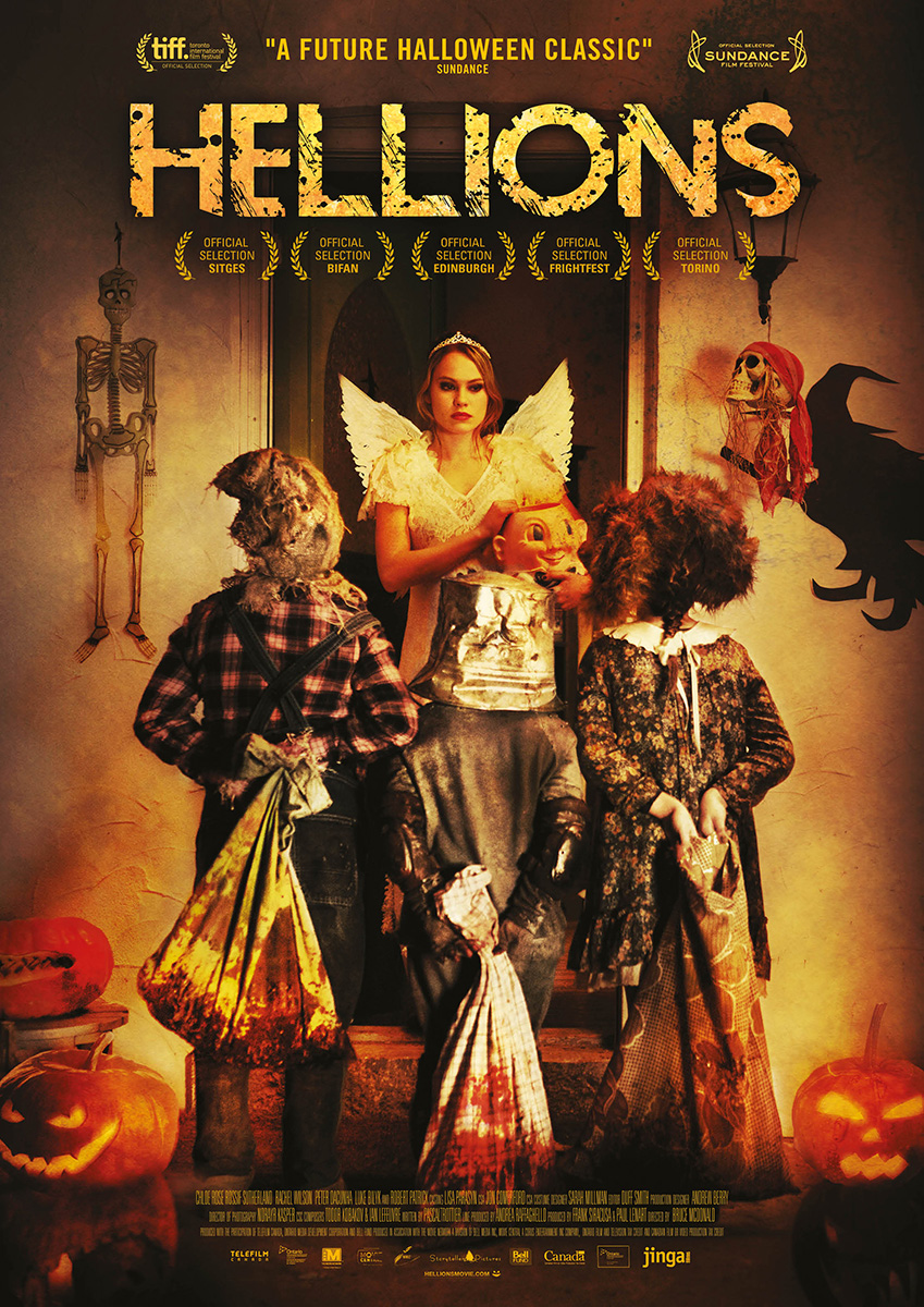 The Horrors of Halloween: What's on tonight: HELLIONS (2015)