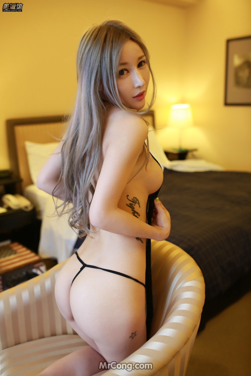 MyGirl No.047: Model Ye Zi Yi (叶籽亿) (26P)