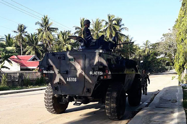 An Abu Sayyaf Leader and 3 members Were Killed During Their Night Shootout With AFP at Bohol Last Saturday.