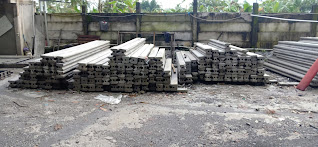pabrik pagar panel beton UD KHAFIYYA BETON