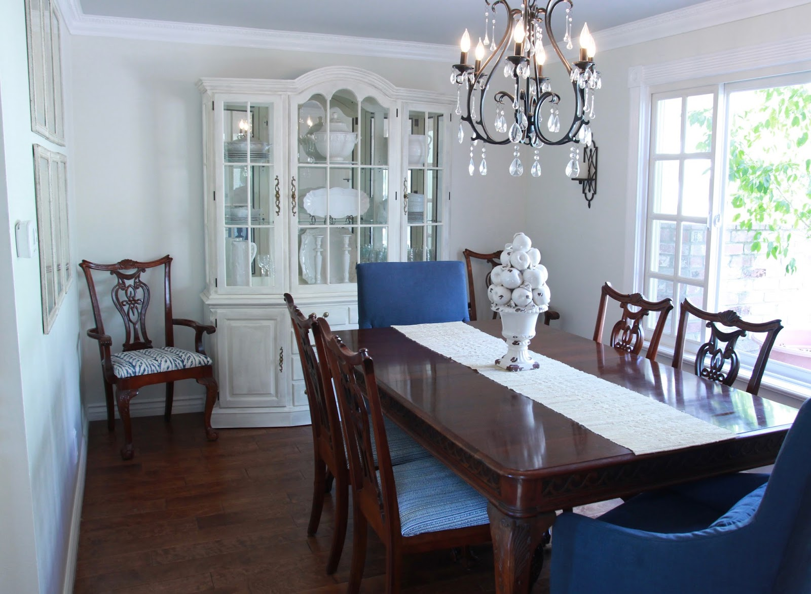 Dining Room Refresh Without Starting Over! - Classic Casual Home