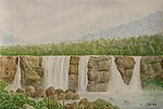 http://bijupainting.blogspot.in/2016/11/waterfall-landscape-painting-by-biju-p.html