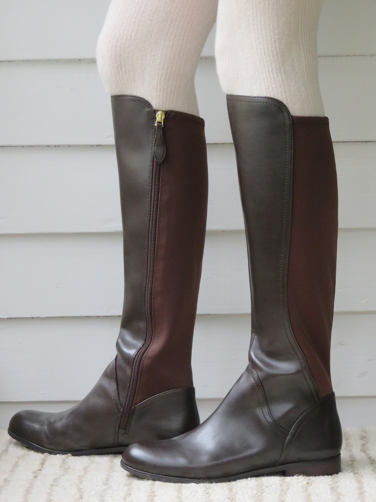 Howdy Slim Riding Boots For Thin Calves Franco Sarto Maleni