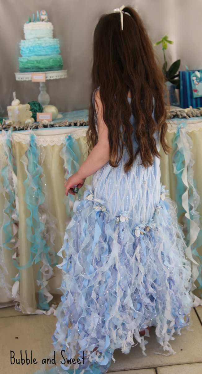 Bubble And Sweet Mermaid Party Dresses