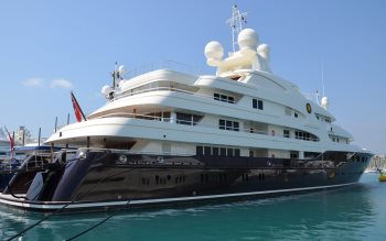 Wallpaper: Antibes Yacht Show 2014