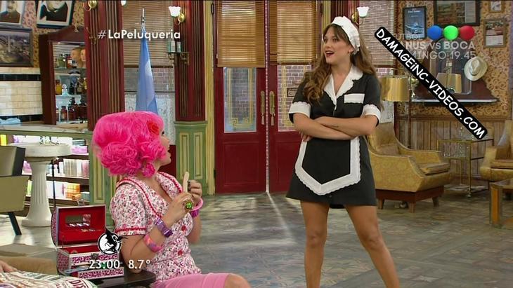 Barbie Velez hot legs teenage damageinc videos HD