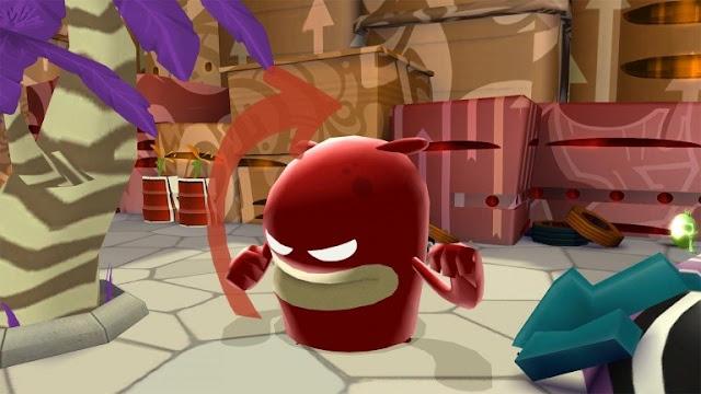 تأكيد قدوم لعبة de Blob بنسخة جهاز PS4 و كذلك Xbox One