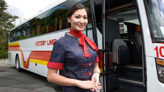 Victory Liner Deluxe Bus