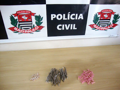POLÍCIA CIVIL DE REGISTRO APREENDE UM ADOLESCENTE INFRATOR POR TRÁFICO DE DROGAS