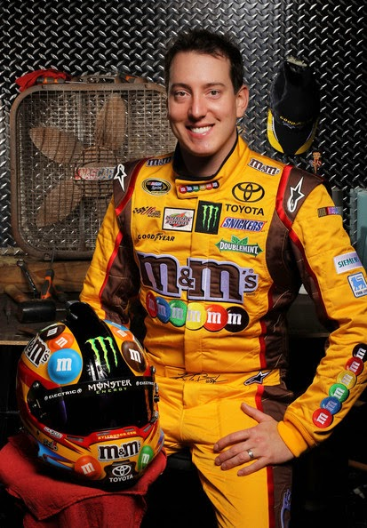 Kyle Busch Motorsports >> The Godfather's Blog: Successful Second Surgery For Busch