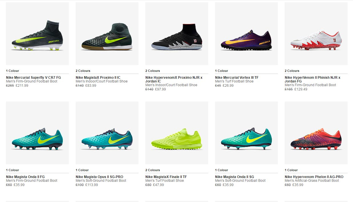 More Than 50% Off - Massive Nike Sale Started (Europe)