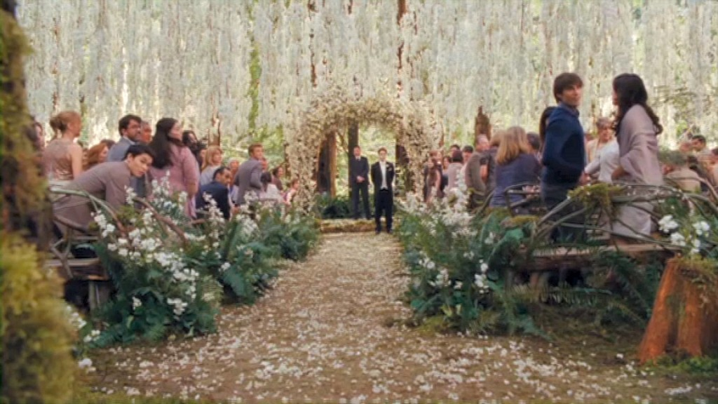 Alice Breaking Dawn Wedding