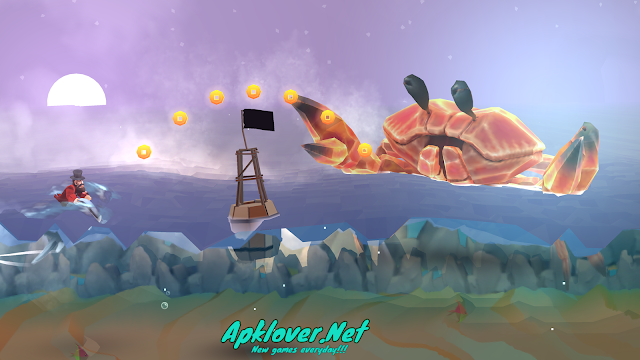 Run-A-Whale MOD APK unlimited money