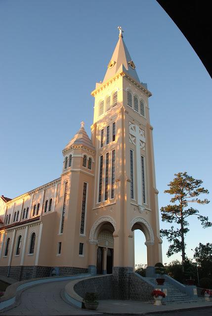 Catedral Dalat